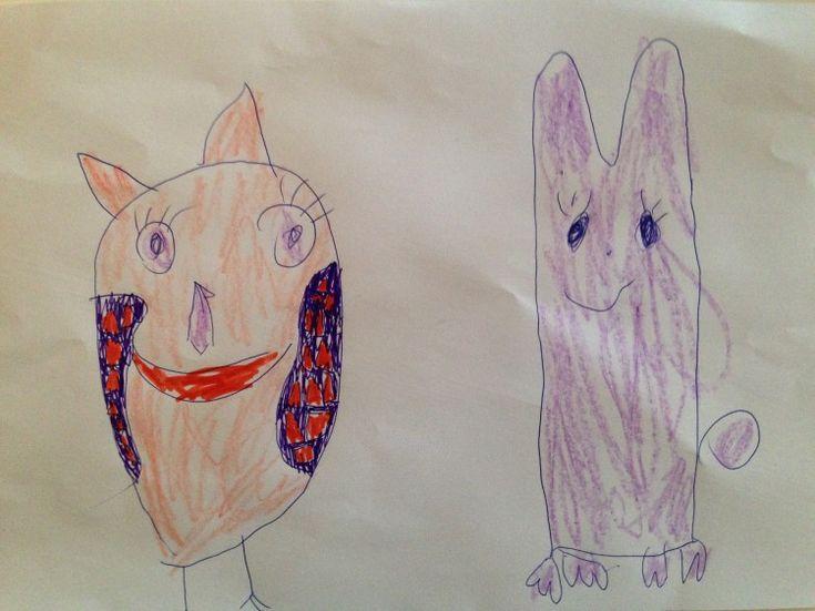 123doodle trasformare i disegni dei bambini in statuine