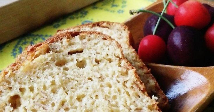 朝食&ブランチ♡お豆腐入りバナナブレッド by マサシッポ [クックパッド] 簡単おいしいみんなのレシピが234万品