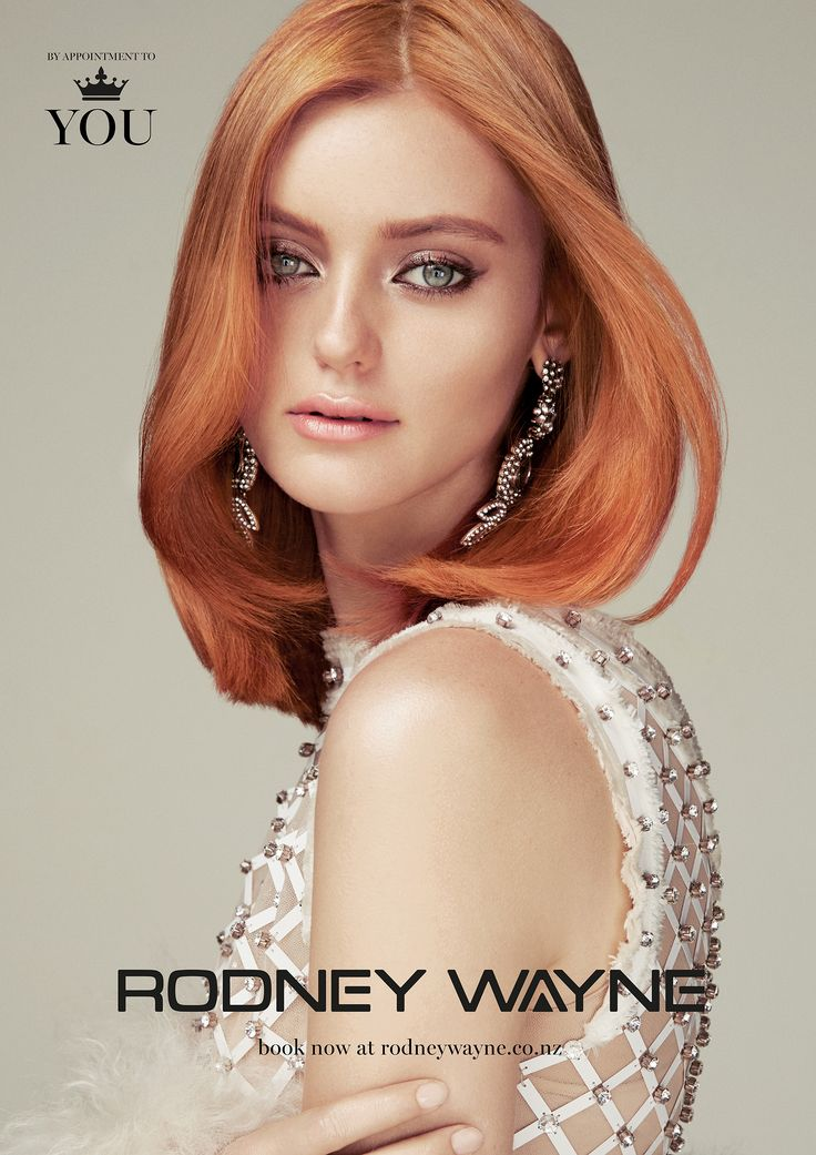 SYDNEY This winter's copper conjures up memories of warm sunsets with hues of rich gold, to reflect your inner vibrancy. The bob is longer, sitting on the décolletage with soft shape around the face to open up your most elegant features. Finished with a luxurious round brush blow-dry for subtle volume and soft movement.