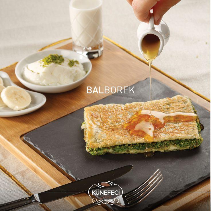 Traditional Turkish Taste Has Come Together with Honey!  #Balbörek by Künefeci™  #kunefe #kanafeh #Künefeci #sweet #pinterest #mittwoch #wednesday