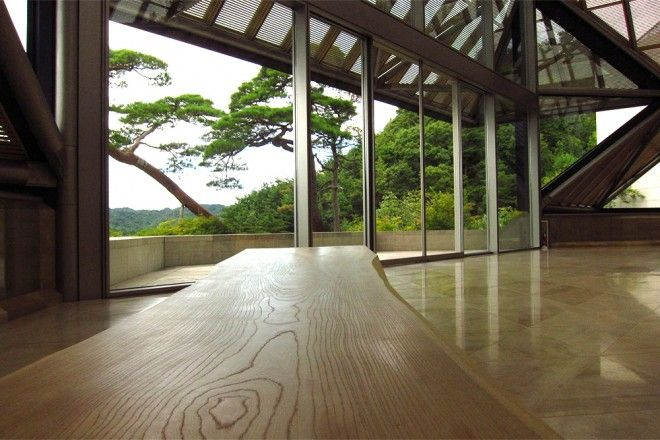 THE WONDERFUL MIHO MUSUEM – ART AND BUILDING IN HARMONY!