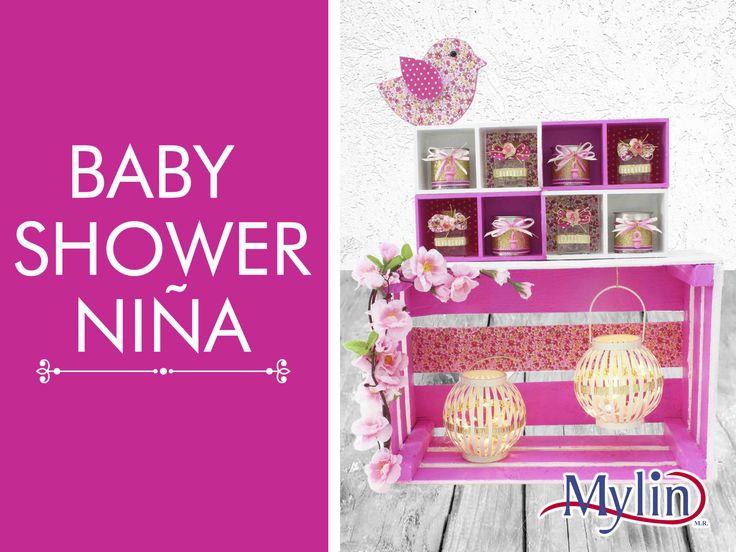 ¡¡ Descubre todo lo que tenemos para festejar la llegada de tu nena !!