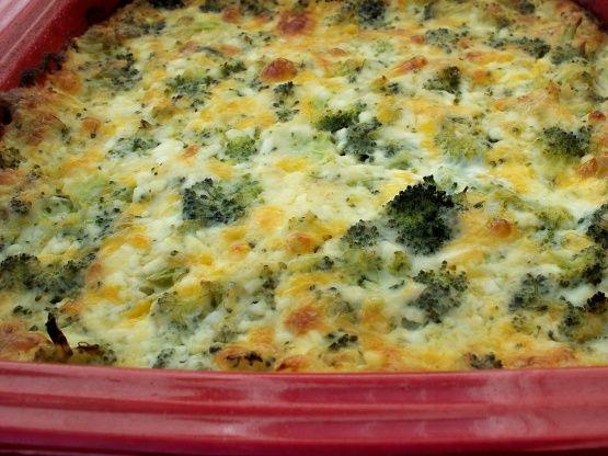 Simple Broccoli Souffle Recipe - Food.com: Food.com