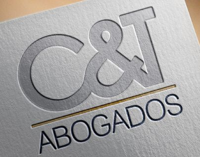 """Check out new work on my @Behance portfolio: """"C&T Abogados"""" http://be.net/gallery/38295699/C-T-Abogados"""