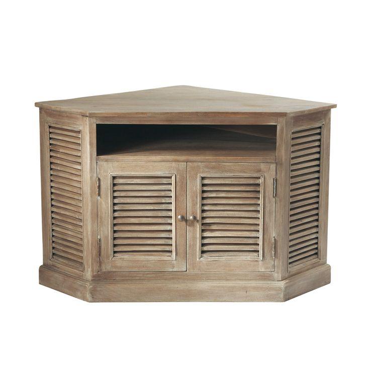 les 25 meilleures id es de la cat gorie meuble tv angle sur pinterest meuble tv coin noir. Black Bedroom Furniture Sets. Home Design Ideas