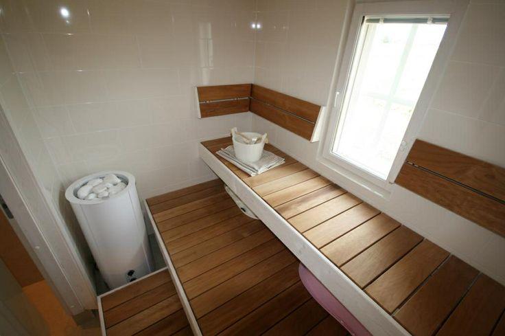 Sauna greige