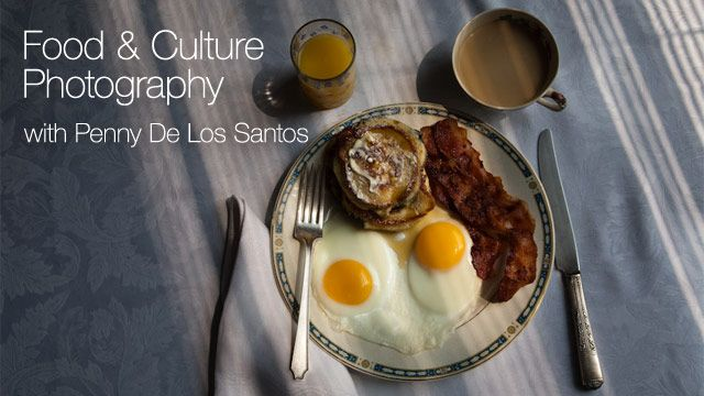 Download food photography workshop videos with award-winning photographer Penny De Los Santos. When you think about food photography, it's not just a...