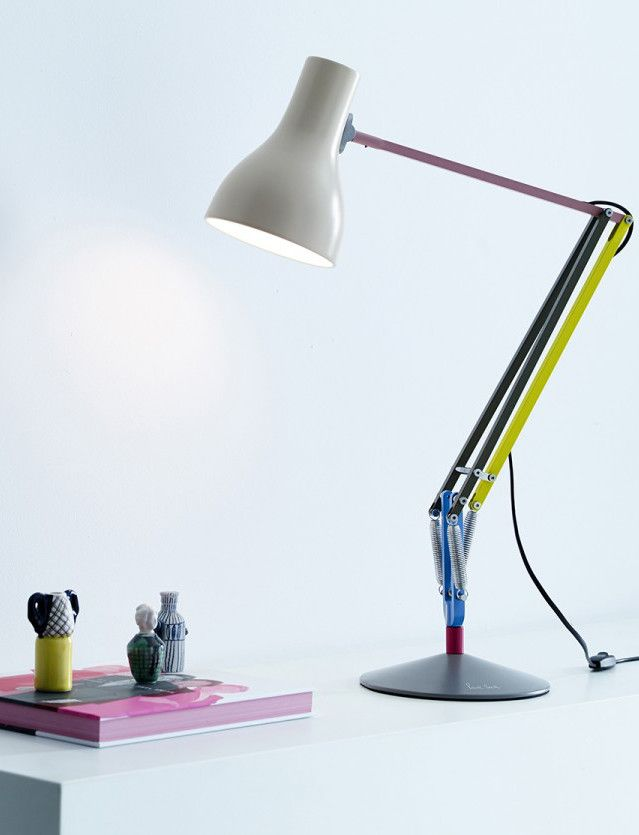 Anglepoise® + Paul Smith at designjunction - On show a new interpretation of Type75™ table lamp @anglepoise360