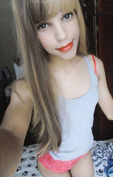 Vintage Hairy Girl