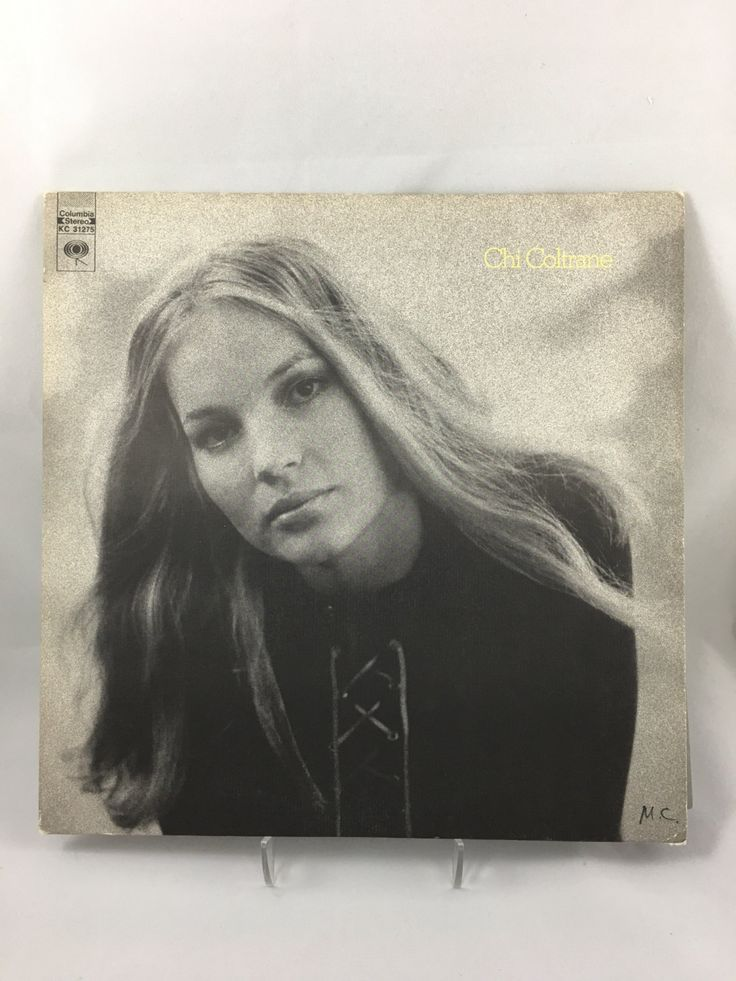 Chi Coltrane Self Titled LP, Vinyl Record Album, 1972 Columbia Records, Thunder and Lightning, Near Mint Condition, KC 31275 by CapeCodModern on Etsy
