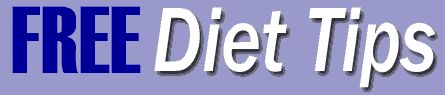 freediettips.com Weight Watchers Diet Tips and Weight Watchers Food Points Information