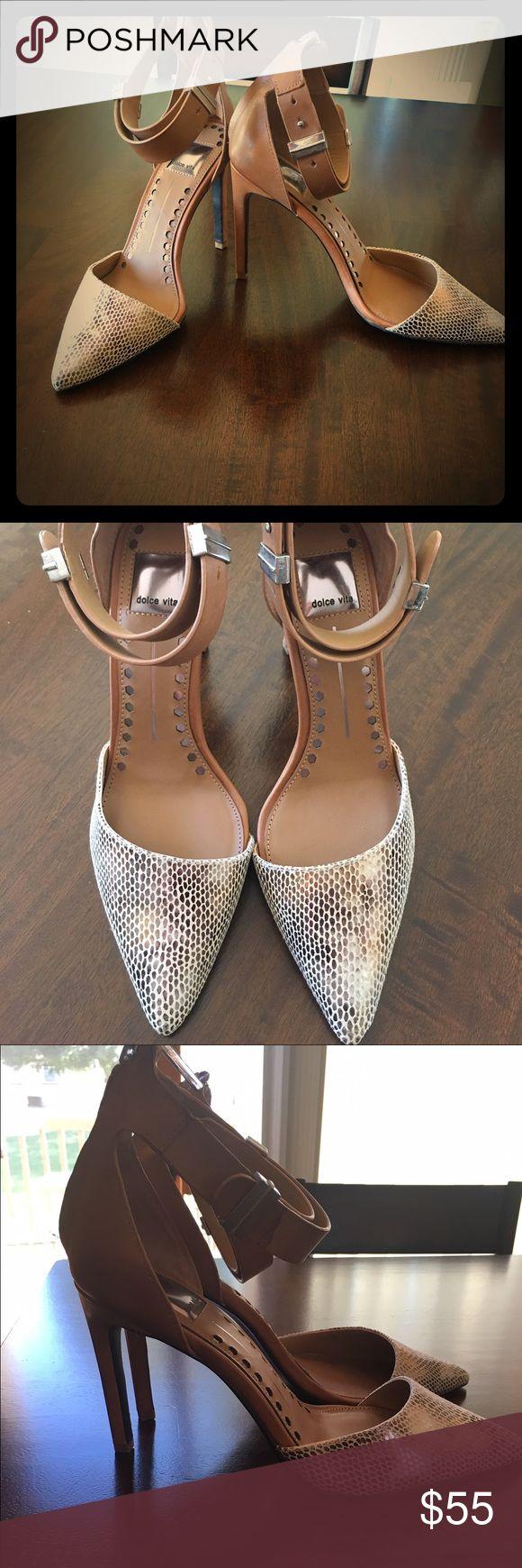 Stilettos Dolce Vita Stilettos never worn ,brand new , size 8.5 Dolce Vita  Shoes Heels