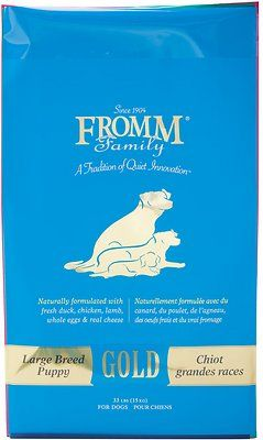Fromm Gold Holistic Large Breed Puppy Dry Dog Food