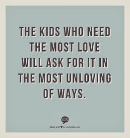 Great article and I love this quote. Discipline strategies for toddlers.