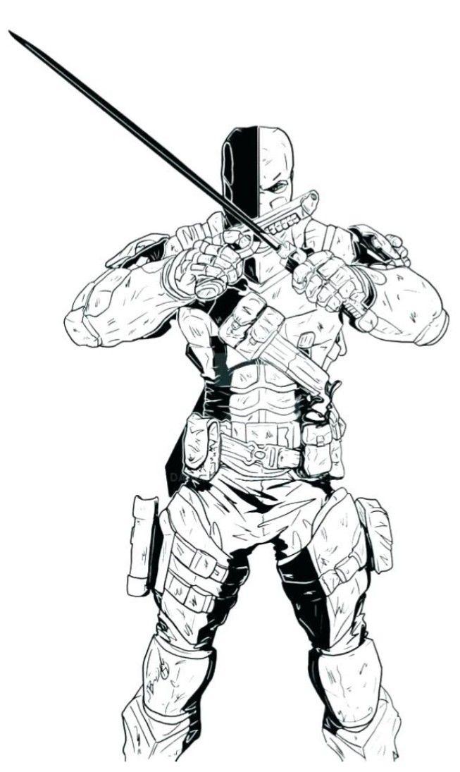 Pin By Reaper 89 On Dc Comics Deathstroke Superhero Dc Comics