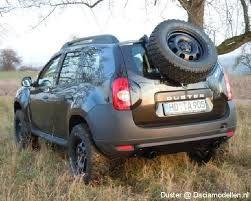 tire carrier for dacia duster ile ilgili görsel sonucu