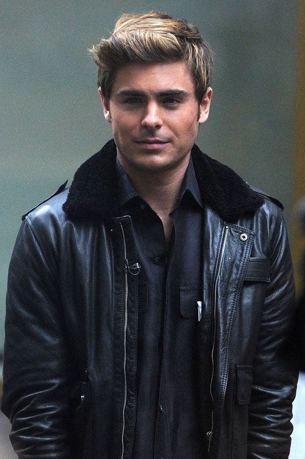 Oh Zac....you're so young.  It seems wrong to bring you here.