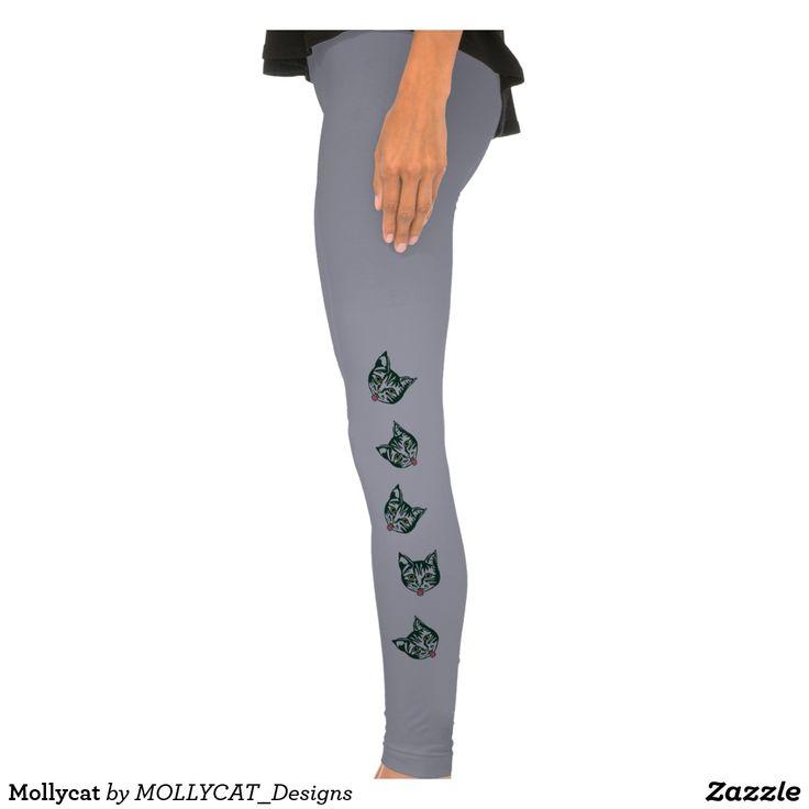 Mollycat Legging Tights @zazzle #mollycatfinland #cats #blackcats #muddle #catoftheday #catdesigns #catstyle #leggings #tights #newlook #newstyles #streetwear #streetcool #urbancool #sick #zazzle