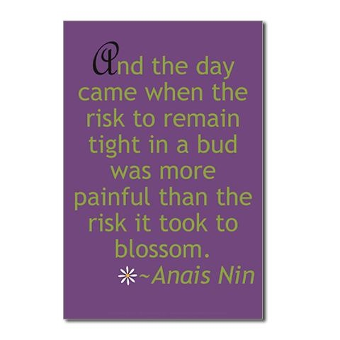 Anais Nin: Quotes Postcards, Awesome Quotes, Quotes Sayings