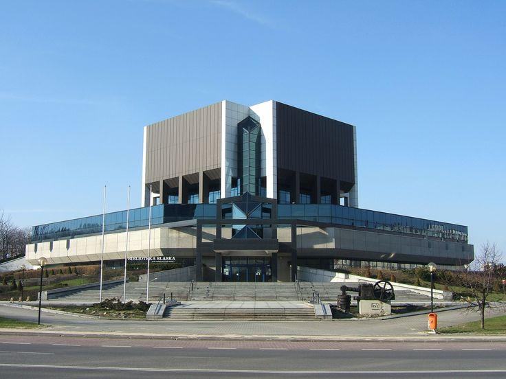 Biblioteka Slaska, Katowice