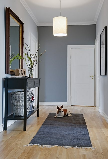 A simple entryway