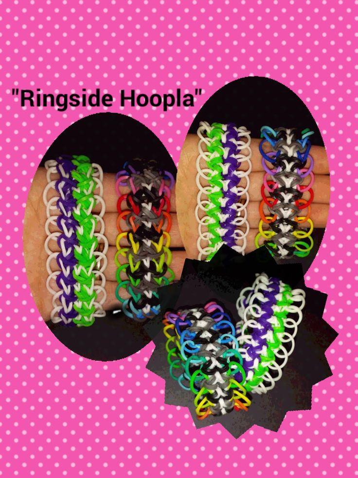 crazy loom bracelet instructions