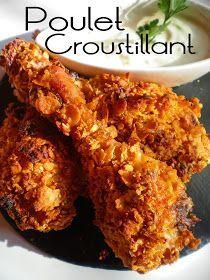 Poulet croustillant au corn flakes (5.5 points)
