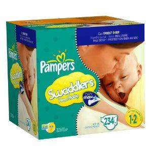 Get a FREE $20 Gift Card with select baby purchases at Target, great stock-up time!