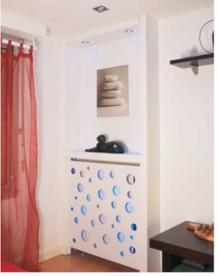 17 best images about cache radiateur on pinterest diffusers romantic and deco Un radiateur design colore