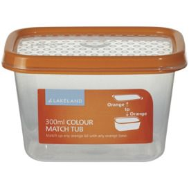 Shop Online for Lakeland 70271 Lakeland 300ml Colour Match Lidded Food Storage Container and more at The Good Guys. Grab a bargain from Australia's leading home appliance store.