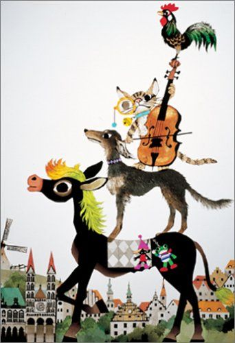 Amazon.co.jp | 300ピース ブレーメンの音楽隊 (26x38cm) | おもちゃ 通販