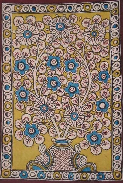 Indian Painting Styles...Kalamkari Paintings (Andhra Pradesh)-tree-of9.jpg
