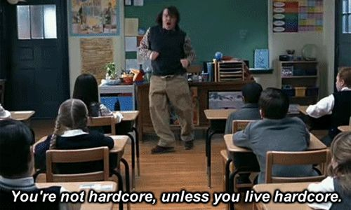 "And never forget to take risks. | Community Post: 10 Life Lessons You Learned From ""School Of Rock"""