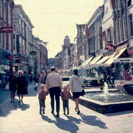 Oud stukje Diezerstraat Zwolle, #history