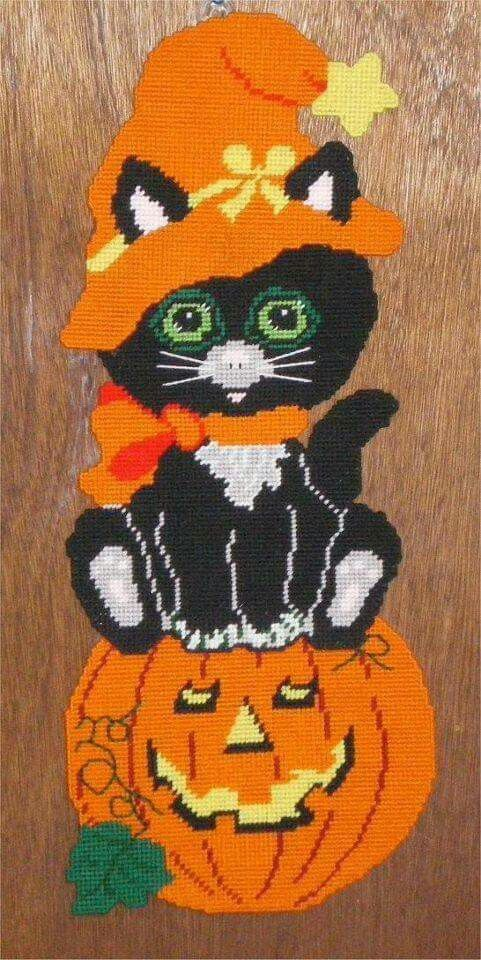6926 Best Plastic Canvas Halloween Images On Pinterest