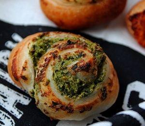Vegan Puff Pastry Pinwheels - Finding Vegan