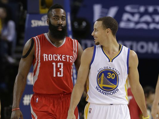 Western Conference finals more than Stephen Curry vs. James Harden