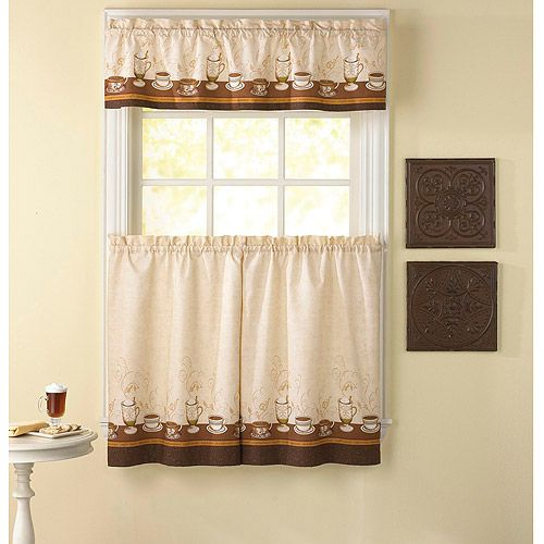 Coffee Themed Kitchen Curtains: 17 Best Images About Coffee/latte/mocha/cappuccino Kitchen