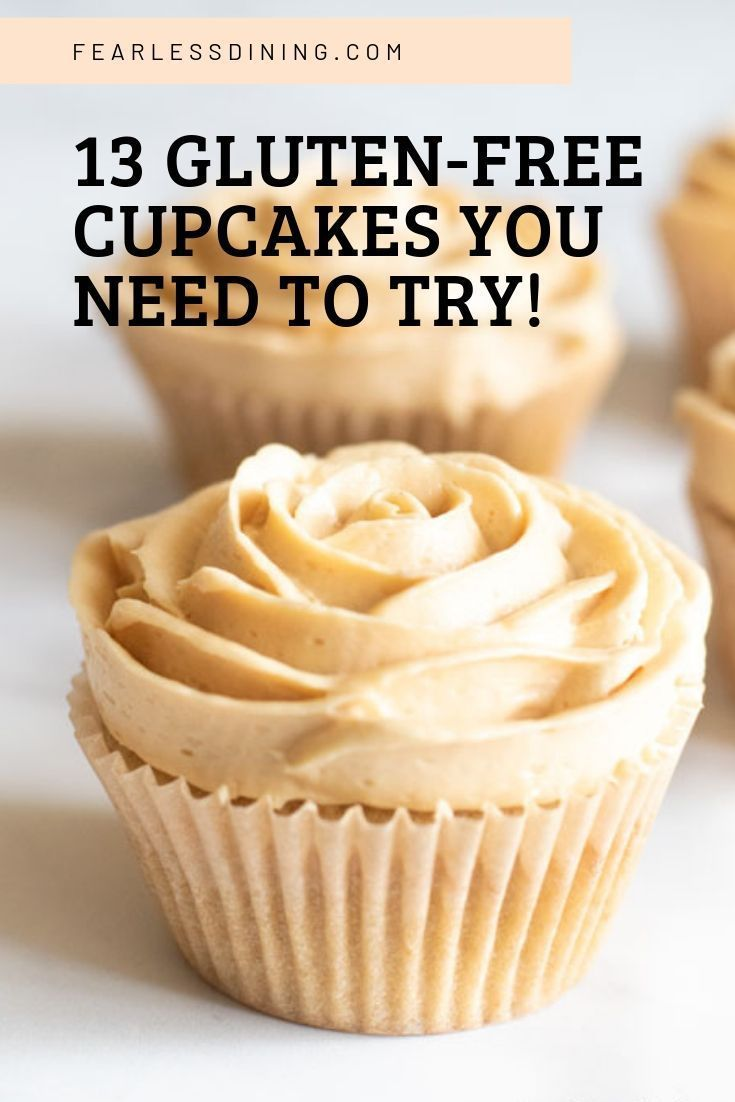 Love Cupcakes Here Are 13 Of The Best Gluten Free Cupcake Recipes