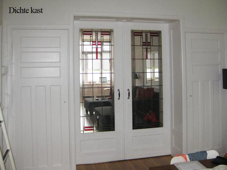 Kamer maken opmaat glas in lood mb marcel bruins hang en sluitwerk ensuite glas in - Suite cm ...