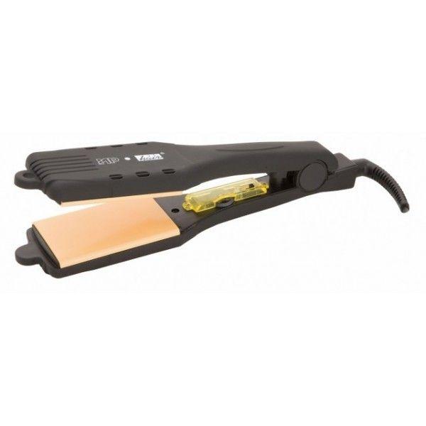 Τοστιέρα MP-HAIR WET-DRY Επαγγελματικό κεραμικό ισιωτικό με λειτουργία wet & dry για στεγνά και βρεγμένα μαλλιά Ρύθμιση θερμοκρασίας: 100°-210°C Διαστάσεις πλακών: 60x90mm Περιστρεφόμενο καλώδιο 3 μέτρα WET-DRY Κεραμικές πλάκες Έλεγχος της θερμοκρασίας: 100 ° / 210 °C Πλάτος οι πλάκες 60 cm. Καλώδιο με περιστροφή 360 μοιρών. Ισχύς: 120Watt  http://www.beautymark.gr/ 29,50 € με Φ.Π.Α.
