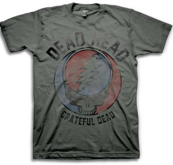 T-shirt Grateful Dead Dead Head
