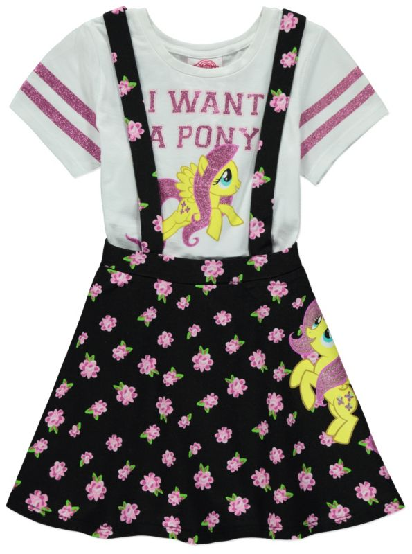 I love the girls MLP clothes, I wish they would do more in the UK for women... & men & boys