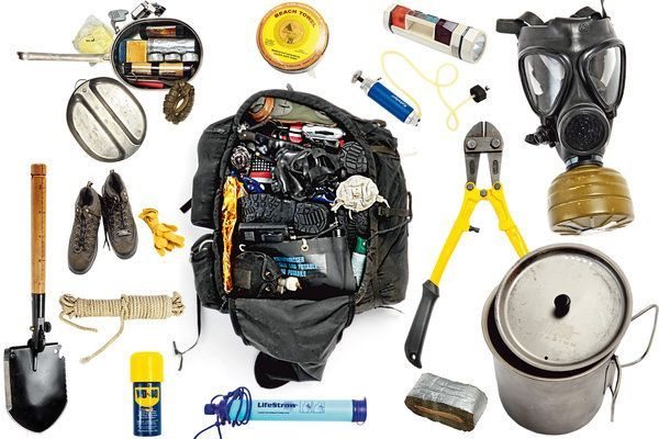 Urban Bail Out Bag | Bug out situations that occur in urban settings, such as a terrorist attack or industrial accident, have unique elements to consider when creating your bugout bag checklist. #SurvivalLife SurvivalLife.com #preppergear