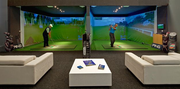 Superior Awesome Indoor Golf Omaha Gallery Interior Design Ideas .
