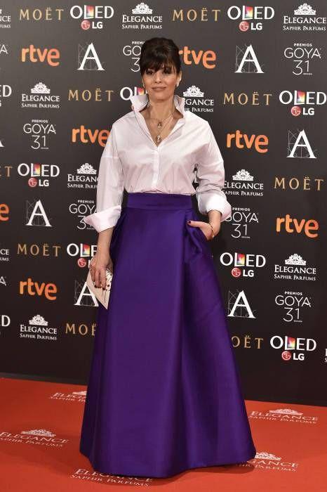 Aitana Sánchez Gijón – Las peor vestidas de la gala de los Goya – Libertad Digital – AB Magazine