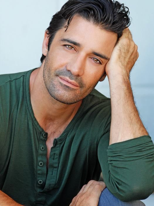 Gilles Marini - don't mind if I do!!!  I pictured one of the CCIA agents in the book Forever Mine as looking like this!
