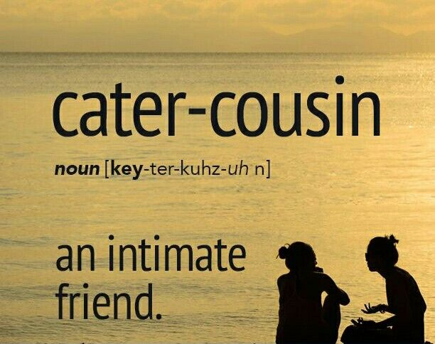 Cater-cousin