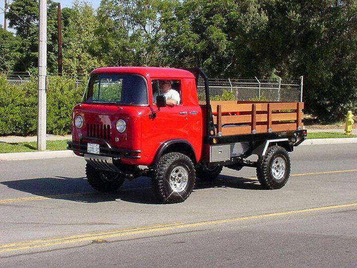 Jeep Cab Over Dump Truck Jeep Ollllo Pinterest