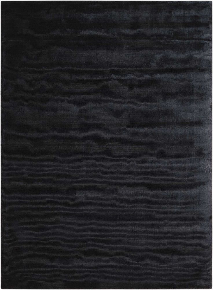 Nourison Amore Dark Grey Shag Area Rug - Multiple Sizes Available